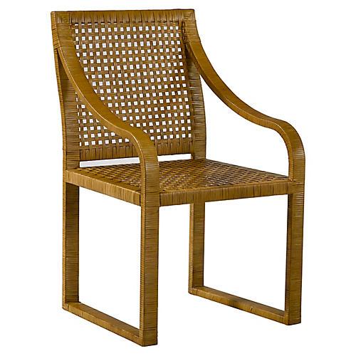 Randall Chair, Sandalwood