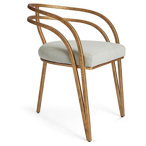 Rhodes Side Chair, Mist
