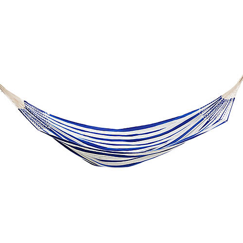 Jeronimo Hammock, Blue