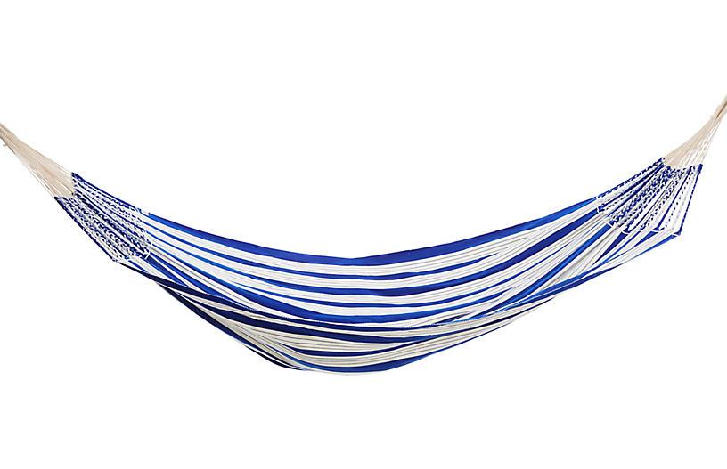 Jeronimo Hammock, Blue