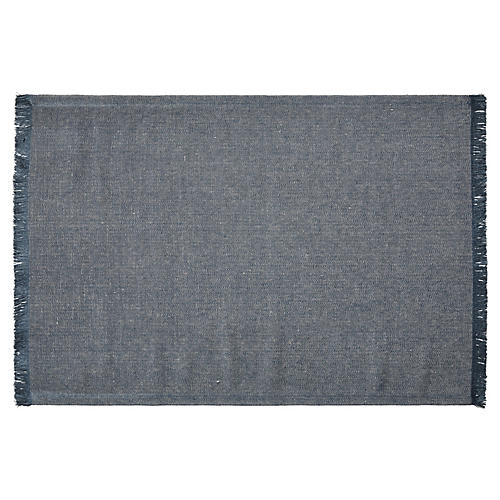 Portobello Road Rug, Navy