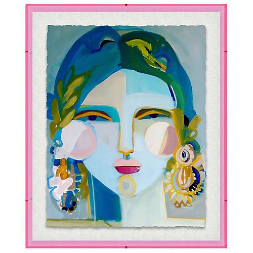 Pink Acrylic Box, Ka'iuliani