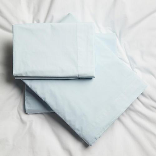 Nap Sheet Set, Misty Blue