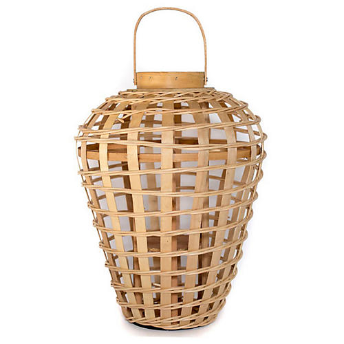 Lyford Cay Lantern, Natural