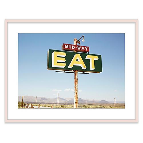 Alex Hoerner, Eat