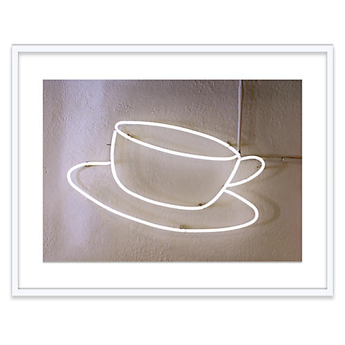 Alex Hoerner, Neon Coffee Cup