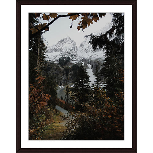 Kevin Russ, Fall Frame Mountains