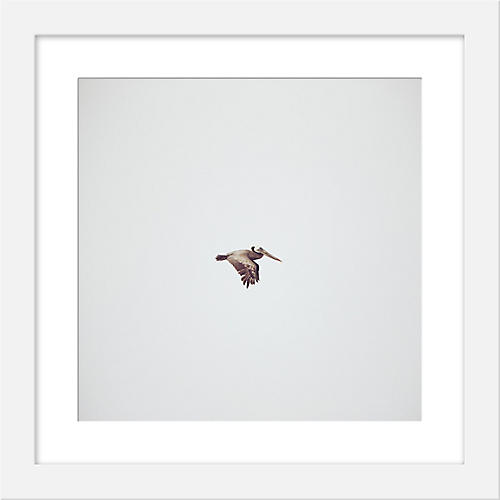 Kevin Russ, Solo Flight