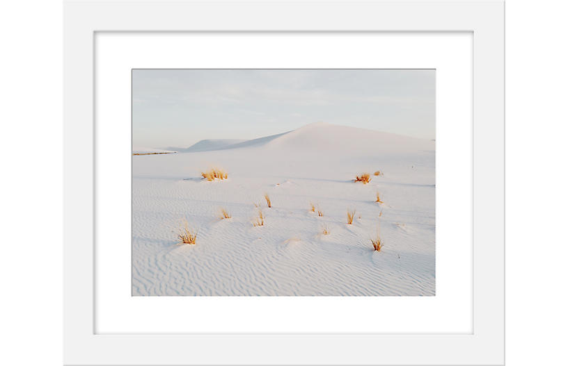 Kevin Russ - White Sands Art