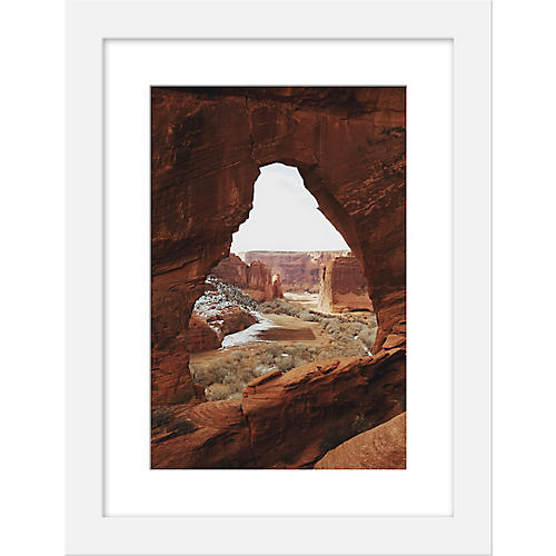 Kevin Russ, Window Rock