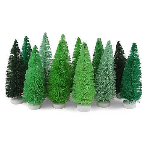 Hue Tree Accents, Green