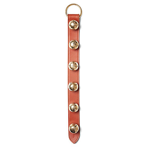 Aspen Wide-Stitched Bells, Chestnut