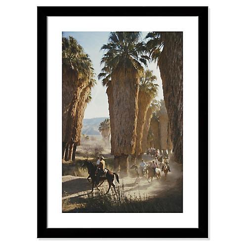 Slim Aarons, Palm Springs Riders