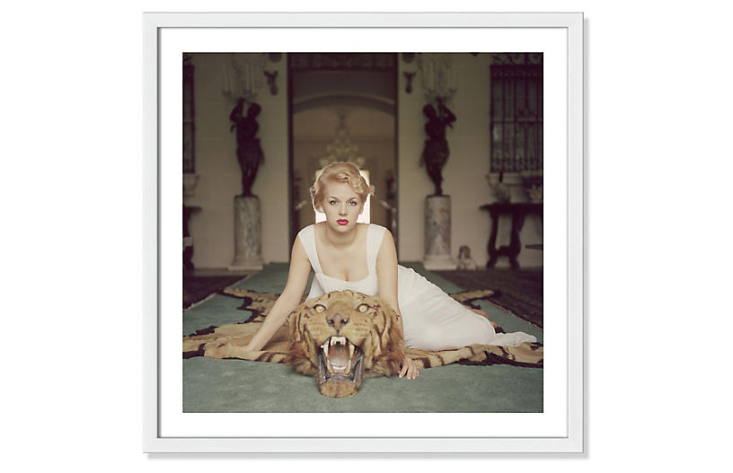 Slim Aarons, Beauty and The Beast