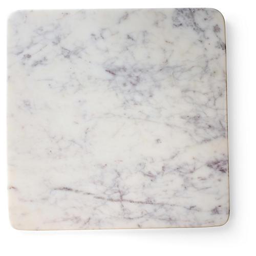 Facco Trivet, White