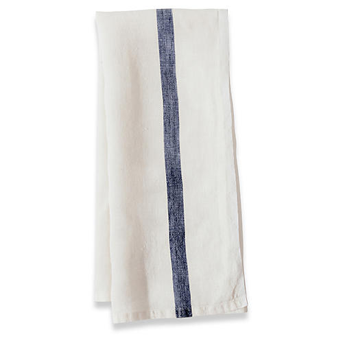 S/2 Witt Tea Towels, White