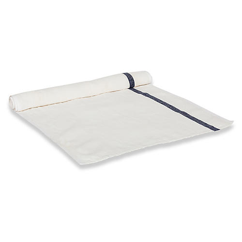 Witt Table Runner, White