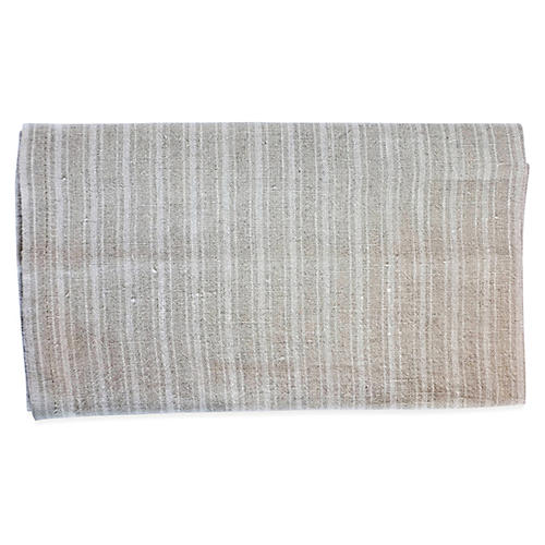 S/2 Copland Tea Towels, Natural/Ivory