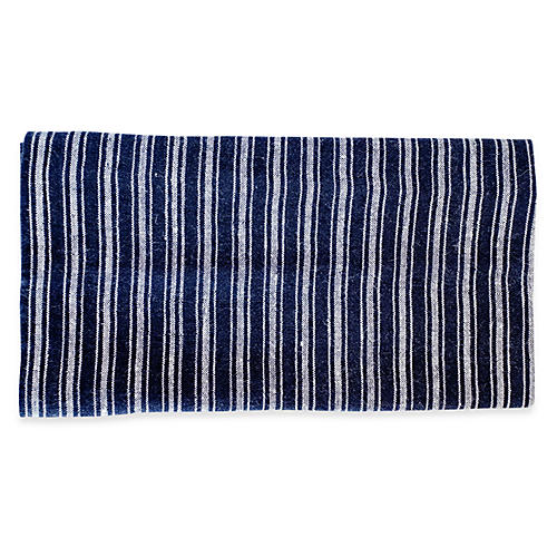 S/2 Copland Tea Towels, Indigo