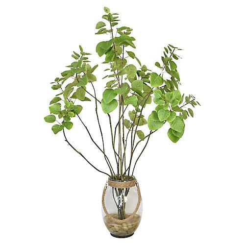 """42"""" Branch Arrangement w/ Vase, Faux"""