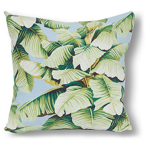 Kana 20x20 Pillow, Blue/Green