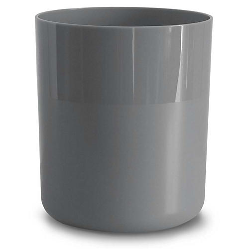 Gisele Utensil Holder, Gray