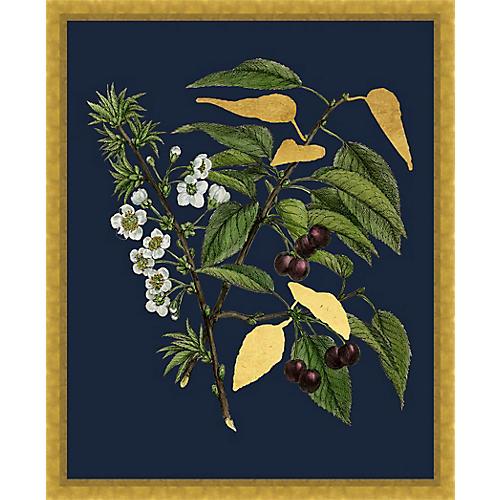 Gold Leaf Navy Branch II