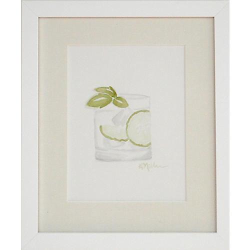 Katherine Stratton Miller, Cucumber Cocktail