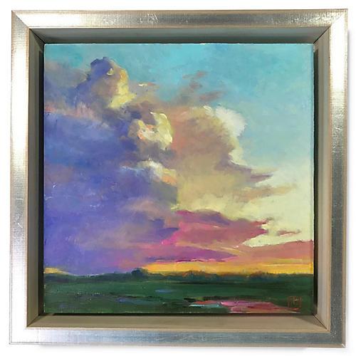 Lisa Gleim, Fire Skies