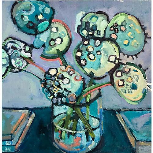 Lynne Hamontree, Still Life II