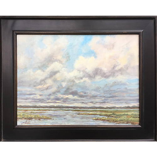 Tammy Medlin, Clouds Over Kiawah