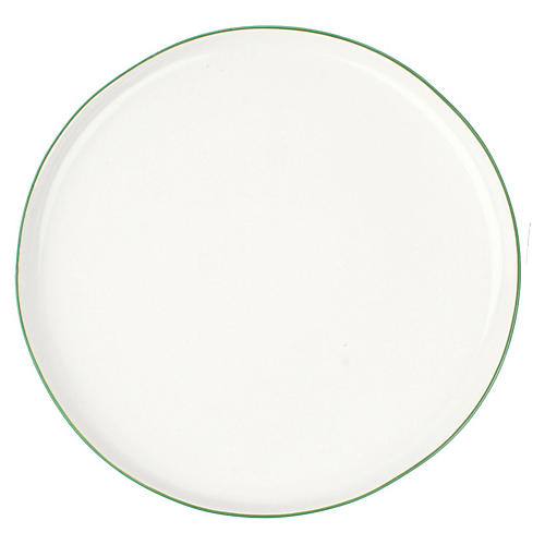 S/4 Abbesses Plates, Green