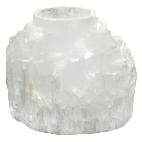 "3"" Lima Tealight Holder, Opaque White"
