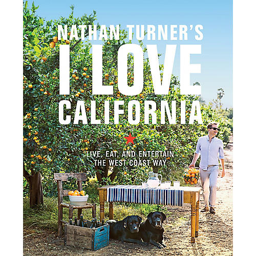Nathan Turner's I Love California