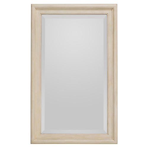 Sutter Wall Mirror, Ivory