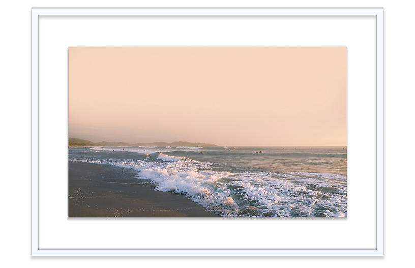 Christine Flynn, Sunset Surfing