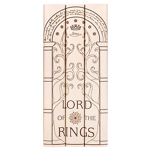 S/3 The Lord of the Rings Book Set