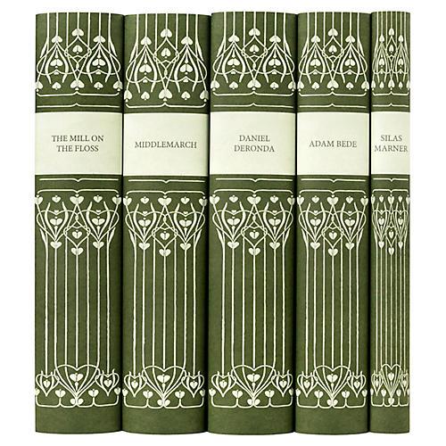 S/5 George Eliot Book Set