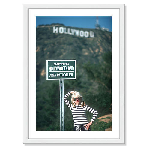 Richard Creamer, Hollywood Sign