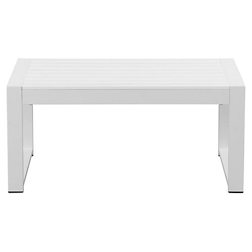 Lolita Coffee Table, White