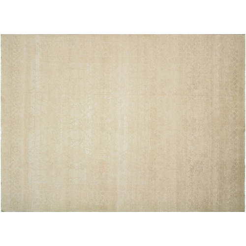 "8'8""x11'11"" Sultanabad Rug, Taupe"