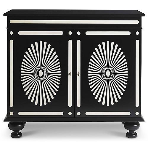 Henley Cabinet, Ebony