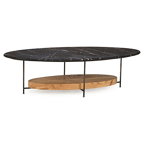 Olivia Coffee Table, Black