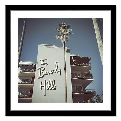 Slim Aarons, Beverly Hills Hotel