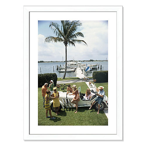 Slim Aarons, Palm Beach Society