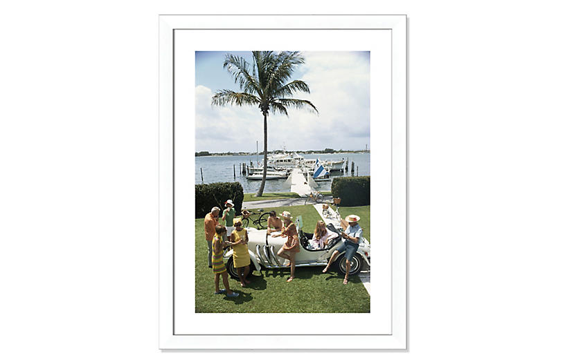 Slim Aarons, Palm Beach Society