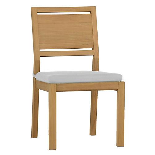 Avondale Side Chair, White