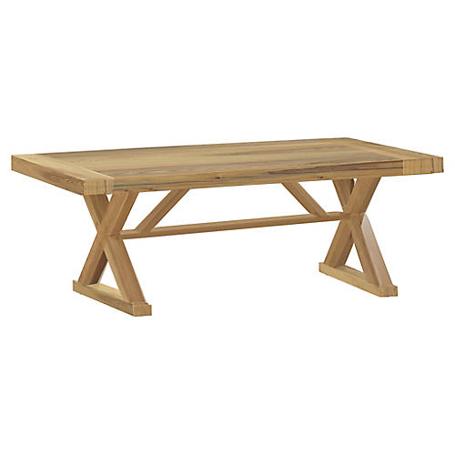 Modena Dining Table, Teak