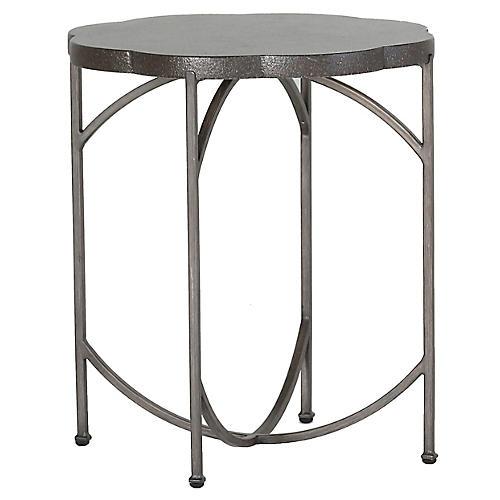 Gillian Side Table, Black
