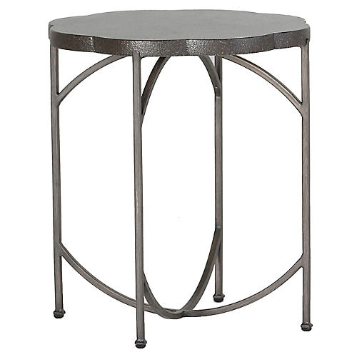 Gillian Side Table, Black